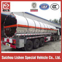 Milk tank semi trailer 39,000L