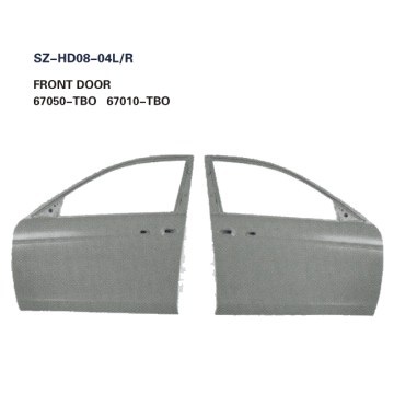 Steel Body Autoparts Honda 2008-2013 Accord FRONT DOOR