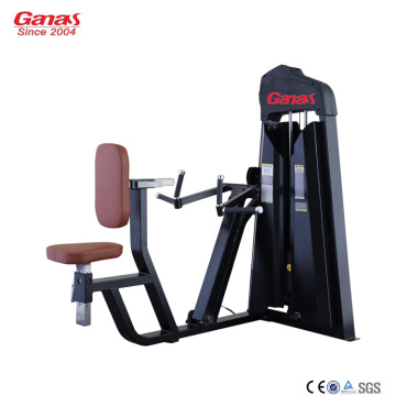Customized for Discount Workout Equipment Commercial Gym Fitness Machine Seated Row supply to Portugal Factories