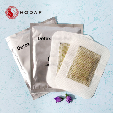 Natural Plant Foot Patch for feet care