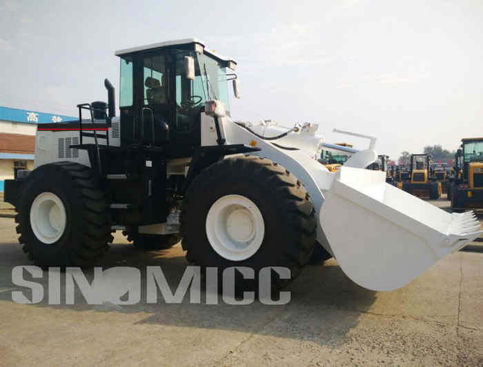 Wheel Loader Zl50gn
