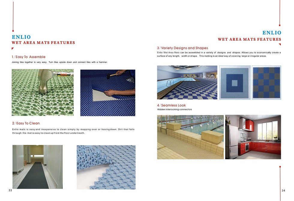 Swimming Pool flooring