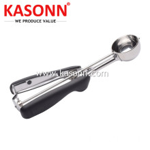 High Quality for Stainless Steel Fruit Scooper Stainless Steel Cookie Scoop with Good Grips supply to Slovakia (Slovak Republic) Exporter