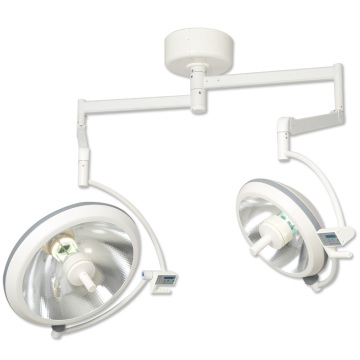 Halogen shadowless medical operating room lights