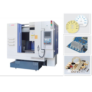Max Work Load 300KG CNC Drilling Center Engraver