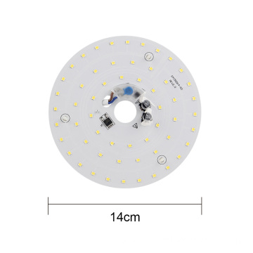 Warm white 15W LED ceiling light module