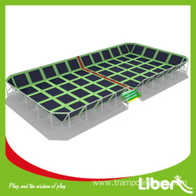 Perfect design safe indooor trampoline park deals