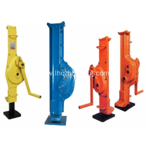 Construction Heavy Duty Mechanical Steel Lifting Jack