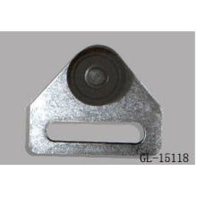 Galvanized Curtain Roller for Side Curtain
