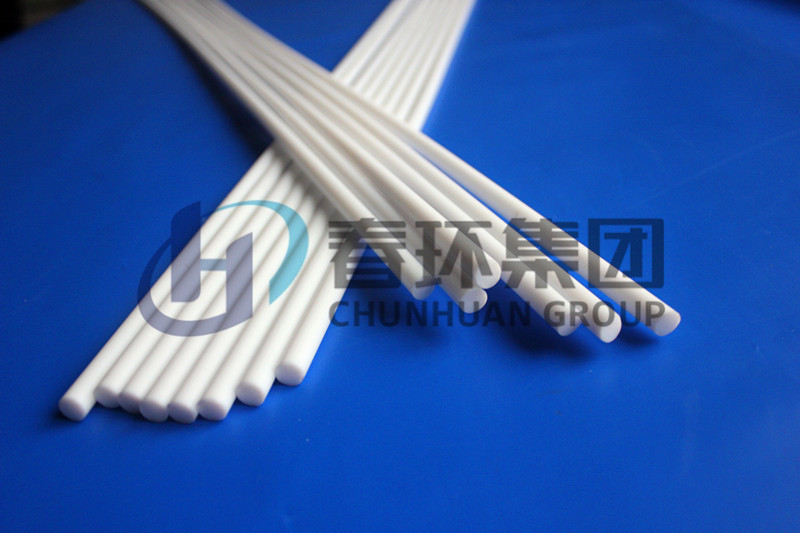 Chunhuan Virgin/Pure Teflon Rod PTFE Bars
