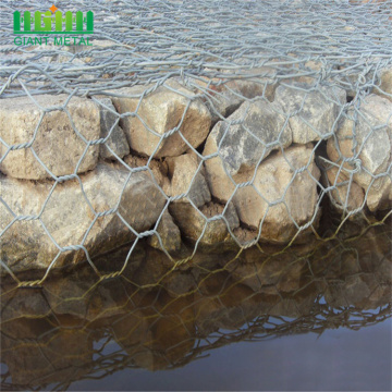 Gabion box used for River bank protection usage