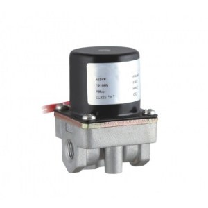 2/2 Way Aluminum Welding Machines Solenoid Valve