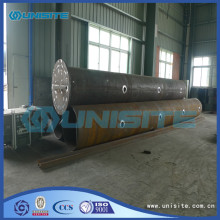 Leading for High Quality Dredge Spud Marine Steel Pipe Spud supply to Guinea-Bissau Factory