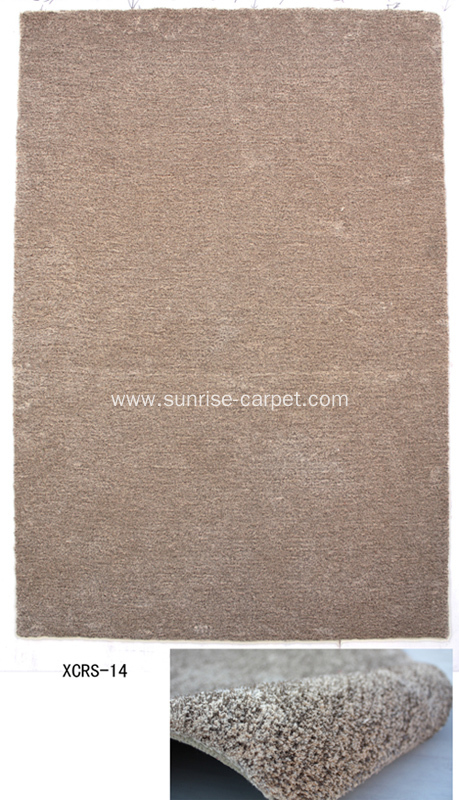 Microfiber with Polyester Carpet with Short Pile