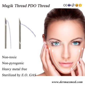 China Professional Supplier for Thread Facial Lift Medical Absorbable Beauty Face Lifting Thread PDO export to Germany Factory
