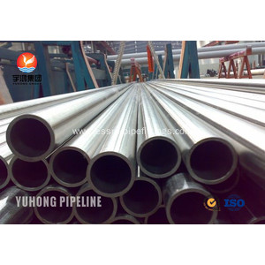 OEM Supply for  Nickel Alloy Boiler Tube ASTM B444 UNS N06625 export to Israel Exporter