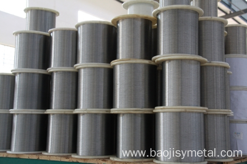 high purity Twisted tantalum wire