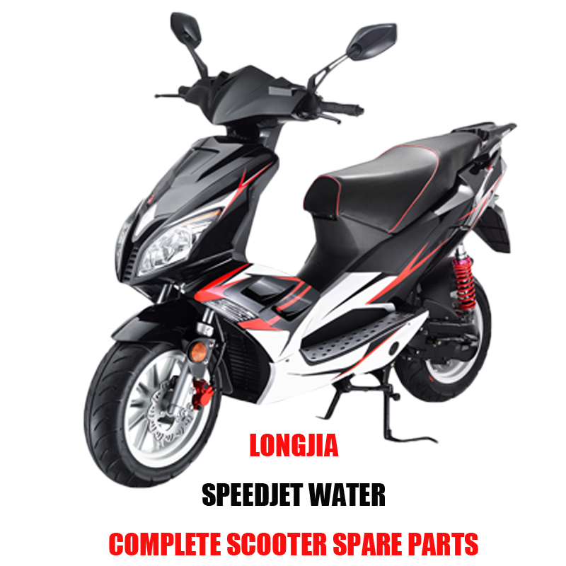 LongJia Complete Scooter Spare Parts
