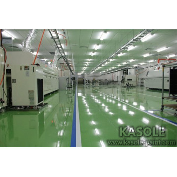 Factory Anti static epoxy coating