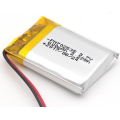 3.7v 600mAh Polymer Battery For Mini Speakers (LP2X3T7)