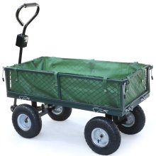 Outdoor gear 600D PVC Handy Small Garden Trolley