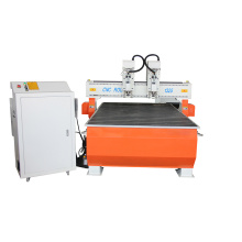 Double Spindle Wood CNC Router Machine