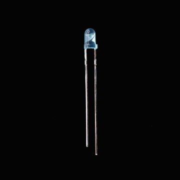 3mm Blue LED 80-degree High Temperature Resistance