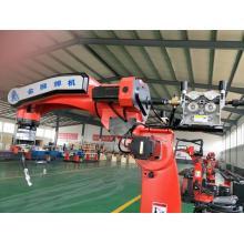 Hot sale for Automatic Arc Welding Robot Frame Scaffolding Robotic Welding Workstation supply to Ghana Supplier