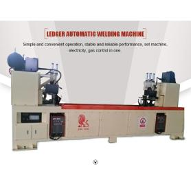 Automatic Steel Prop Welding Machine