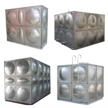 Modular Panel Stainless Steel Water Tanks