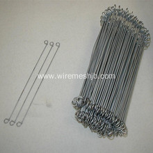 Galvanized Double Loops Binding Wire