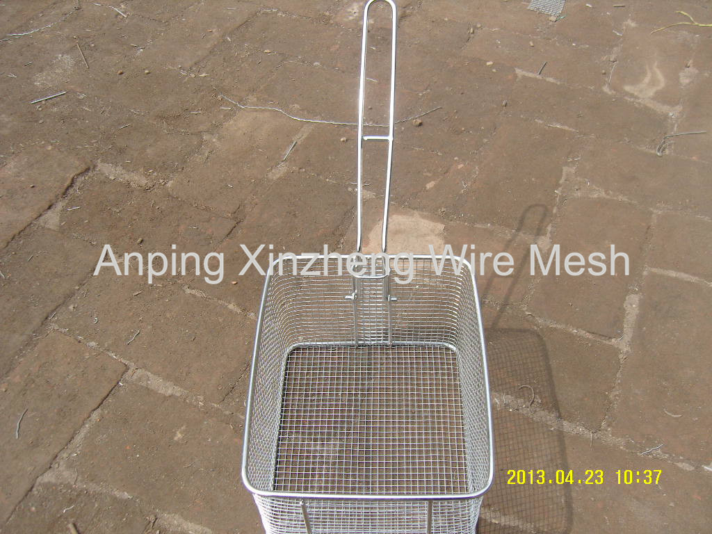 Mesh Wire Baskets
