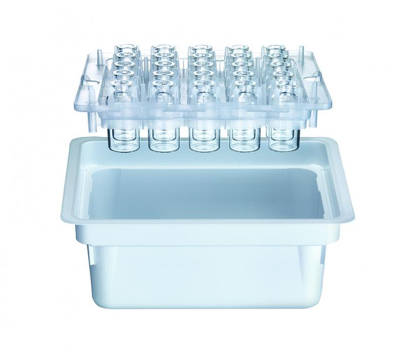 Ready-to-use vials 10R
