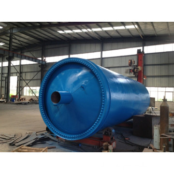 Lanning Carbon Used Tire Refine Machine