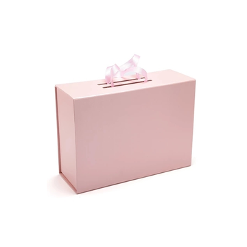 Cosmetics Clothes Shoes Portable Folding Gift Box