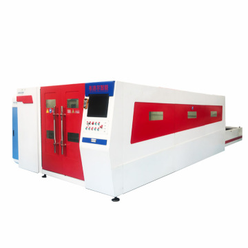 4000W Metal Fiber Laser Cutting Machine