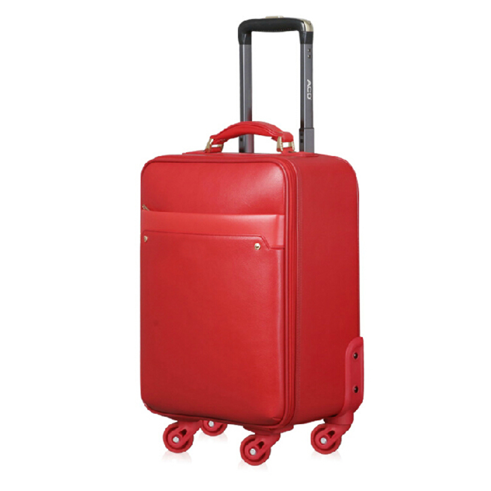 PU luggage set