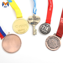 Good Quality for Running Medal Fun gifts for runners medals running events export to Saudi Arabia Suppliers