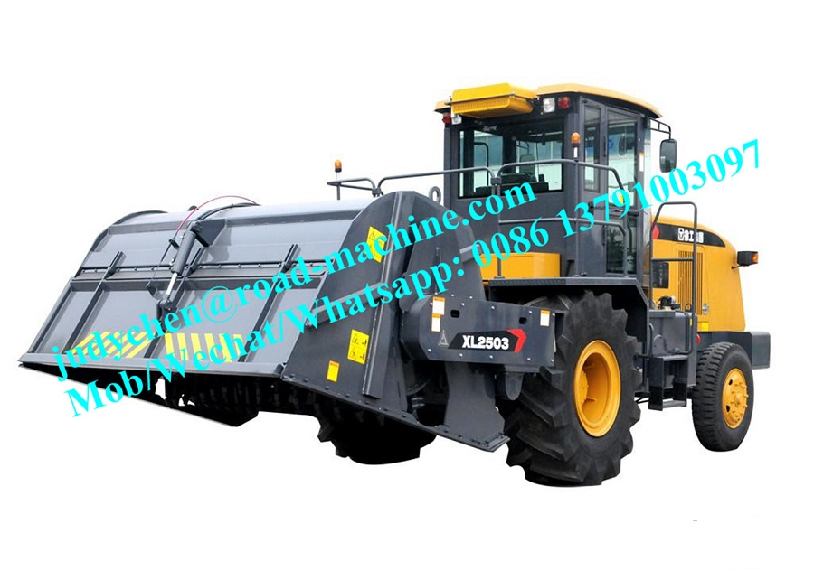 XCMG XL250 stablized soil mix machine