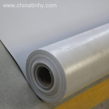 Smooth green building materials roof TPO waterproof membrane