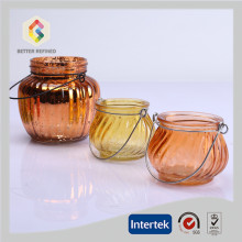 Top for Best Tea Light, Glass Candle Holder, Tea Light Holder, Votive Holder, Tea Light Candle Holder Manufacturer in China Mercury Hanging Candle Holder export to Japan Manufacturer