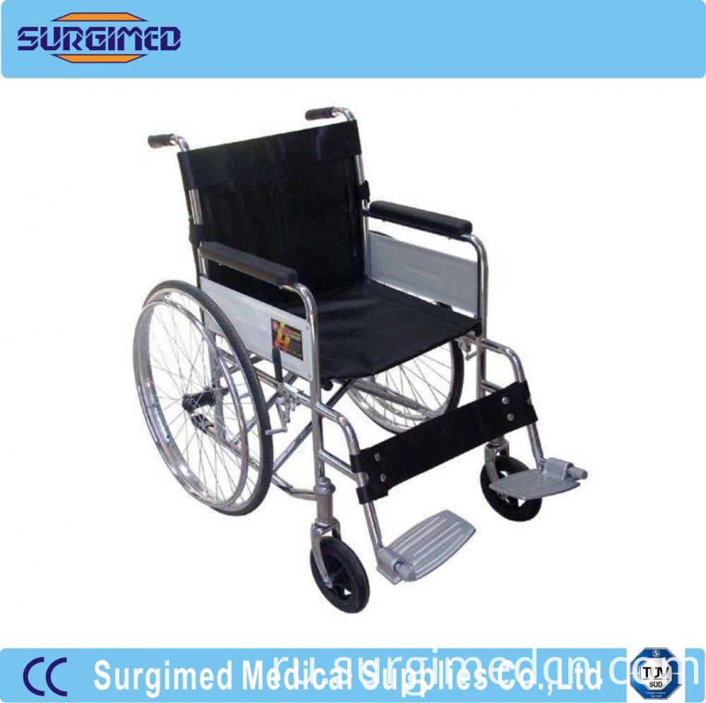 Self Locking Brake Wheelchair
