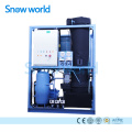 Snow world 3T Tube Ice Machine For Myanmar