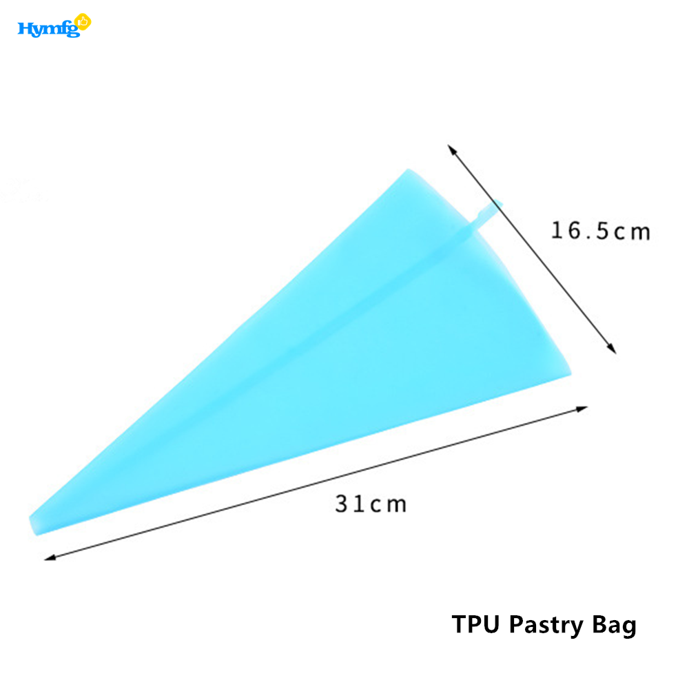 Pastry Bag With Tip Set