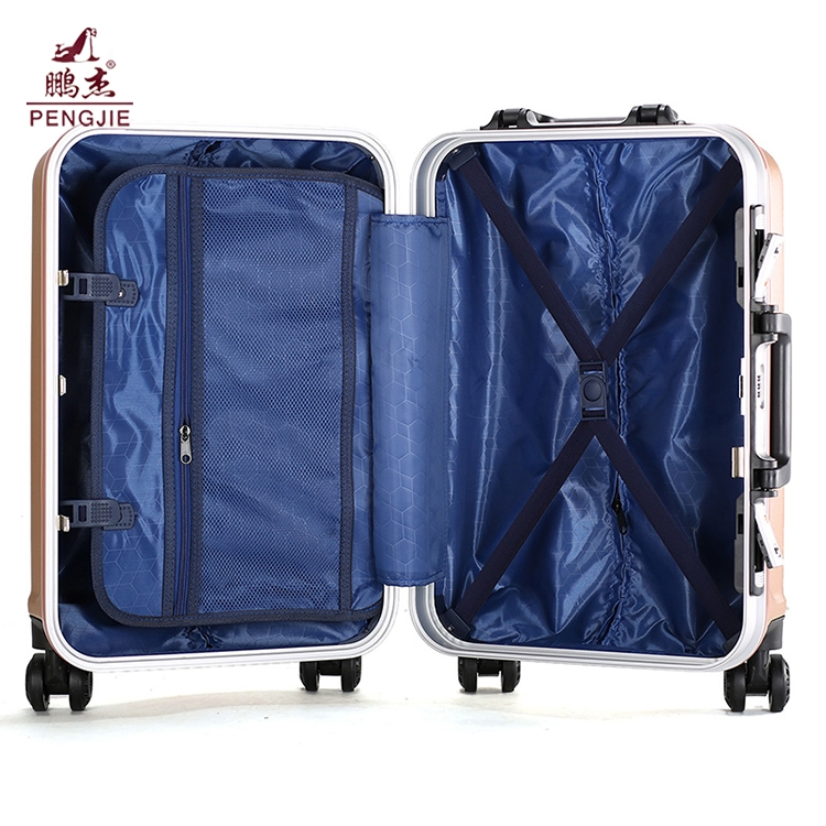 Alloy Luggage for Business or Travel
