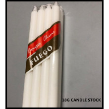 OFF white yellow candle bougies haiti order