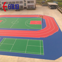 Easy Installed Modular Basketball Court Tiles Flooring