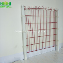 High Quality for Palisade steel fence High Quality PVC Coated Decofor Panel Fence supply to Malaysia Manufacturer