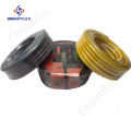 soft nylon fiber braided garden hose with certificate