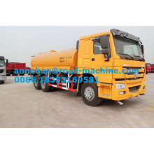 Sinotruk 336hp Water Transport Trucks 18-25CBM